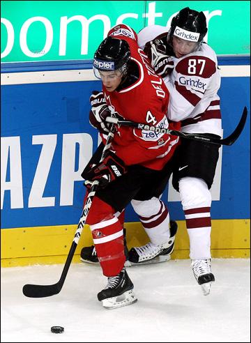 Канада против Латвии