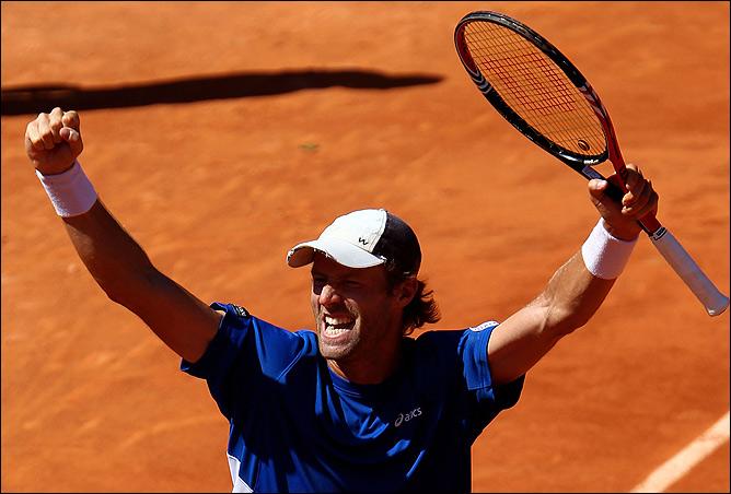 Стефан обыграл прошлогоднего полуфиналиста турнира