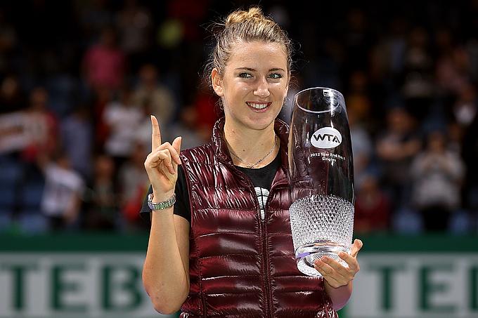 Азаренко – 11-я теннисистка, закончившая год на первом месте рейтинга WTA