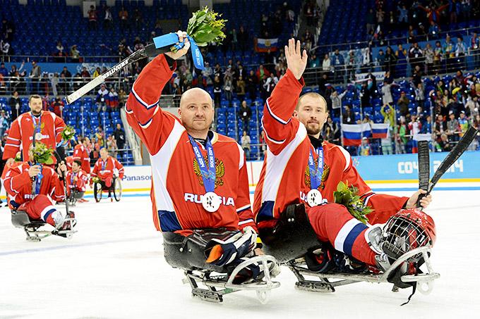 Второе место российских следж-хоккеистов – огромный успех