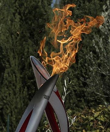 Разработка факела, его конструкции и дизайна велась полтора года с использованием самого современного оборудования