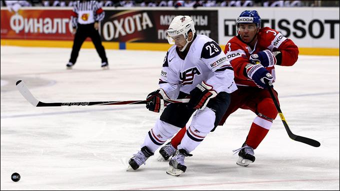 США против Чехии
