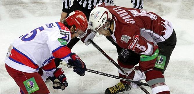 Рига против ЦСКА