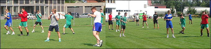 """Yursi Summer Hockey Camp, 2012"""