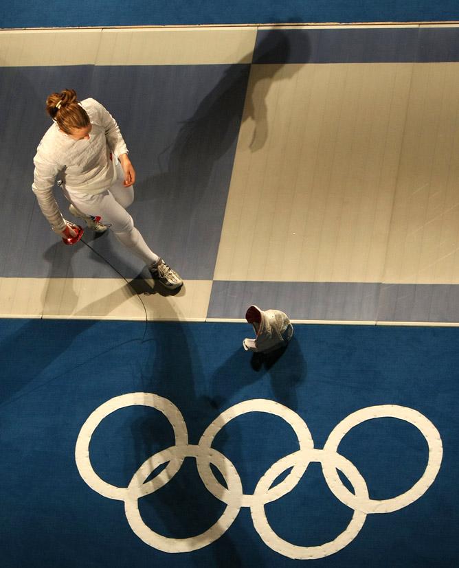 Наша олимпийская надежда Софья Великая