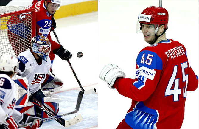 Хоккей. История чемпионатов мира. Часть 29. ЧМ-2009. Фото 02.