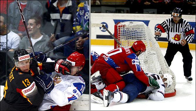 Хоккей. История чемпионатов мира. Часть 29. ЧМ-2009. Фото 04.