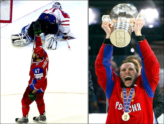 Хоккей. История чемпионатов мира. Часть 29. ЧМ-2009. Фото 07.