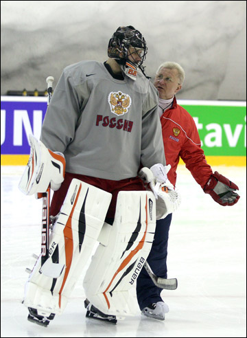 Илья Брызгалов и Владимир Мышкин