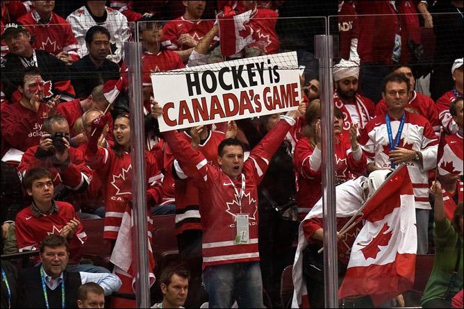Соперник-15. Сборная Канады. Фото 03.