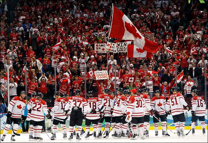 Соперник-15. Сборная Канады. Фото 08.