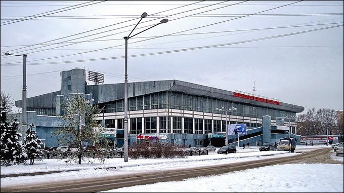 Арена Кузнецких Металлургов ждёт