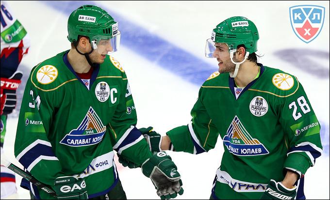 Виталий Прошкин и Никита Филатов
