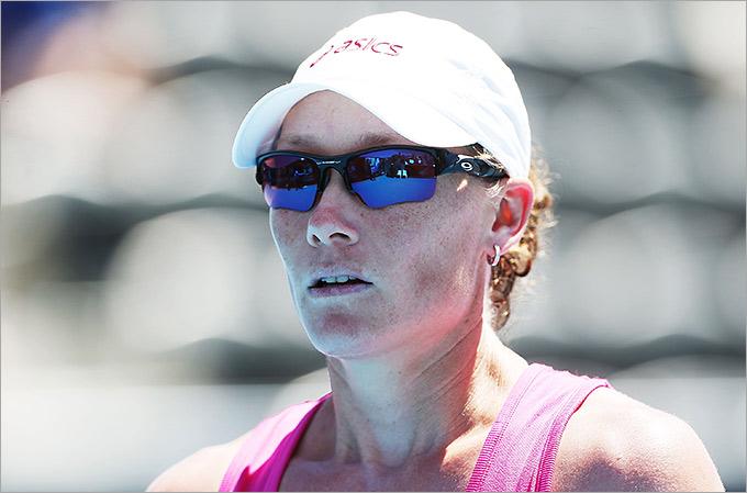 Стосур сменила тренера после шести лет совместной работы