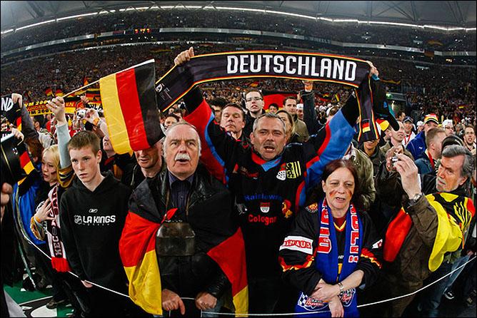 07.05.2010. ЧМ. США - Германия - 1:2 (ОТ). Фото 01.