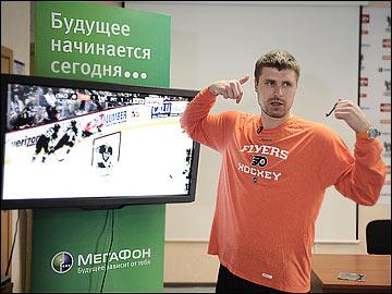 Илья Брызгалов открывает третий сезон своей школы вратарей