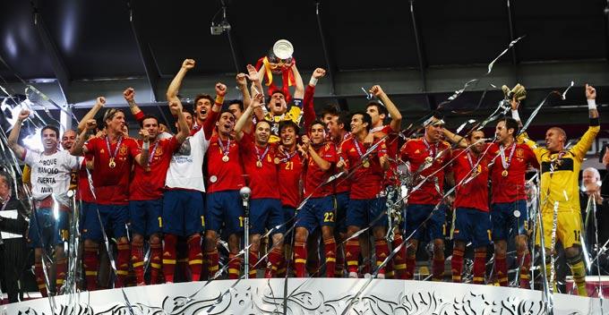 Испания — чемпион Европы-2012