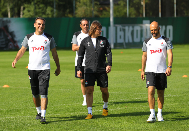 Саркис Оганесян, Заур Хапов, Дмитрий Лоськов и Олег Пашинин