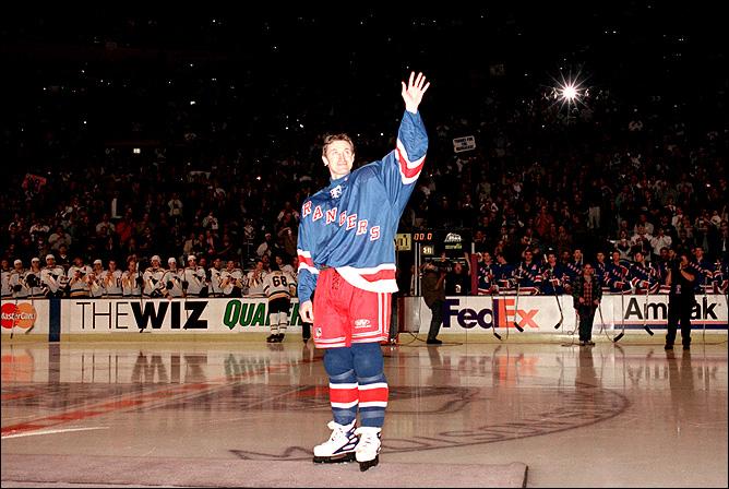 18 апреля 1999 года. Последний матч легендарного Уэйна Гретцки.
