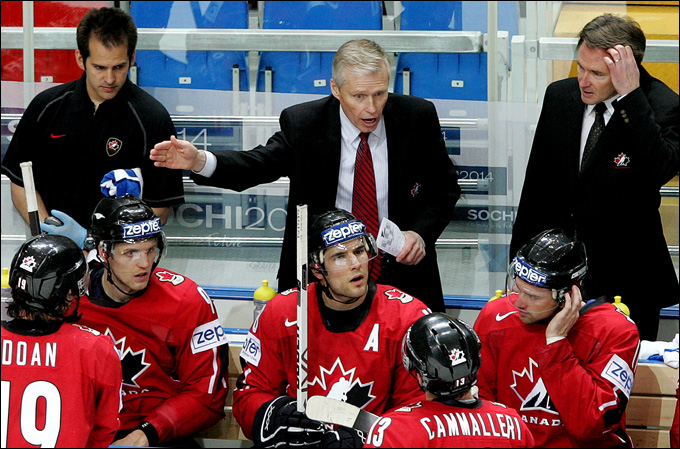 Энди Мюррей в сборной Канады. Москва, 2007 год