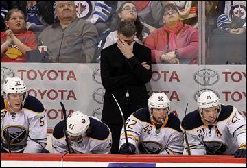 """Как дела, НХЛ? """"Баффало Сэйбрз"""". Рон Ролстон"""