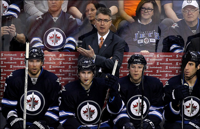 """Итоги сезона НХЛ. """"Виннипег Джетс"""""""