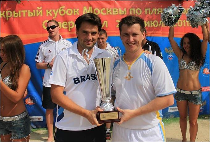 Михаил Лихачёв уверен, что Кубок Москвы-2012 будет очень интересным