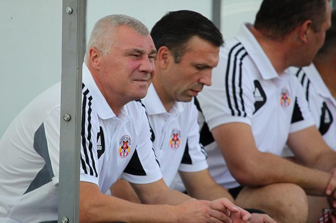 В Луцке тренер проработал год и четыре месяца