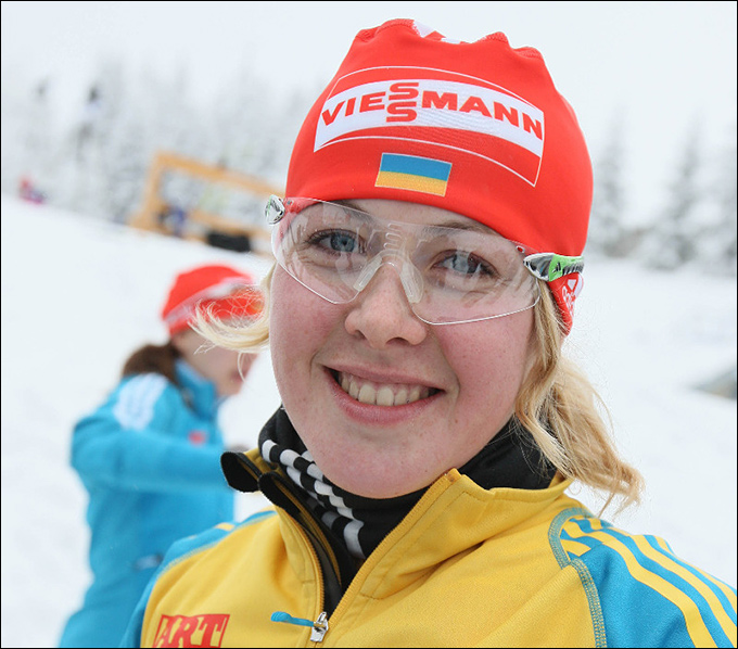 Юлия Джима (Украина)
