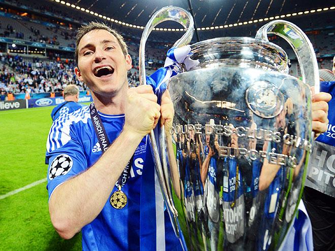 Долгожданная победа в Лиге чемпионов