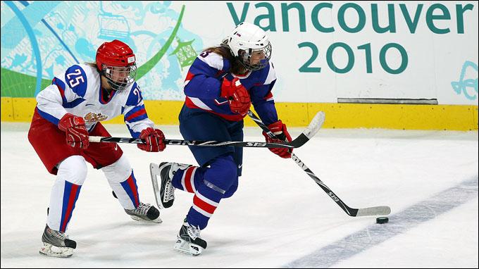 Мифы и легенды женского хоккея