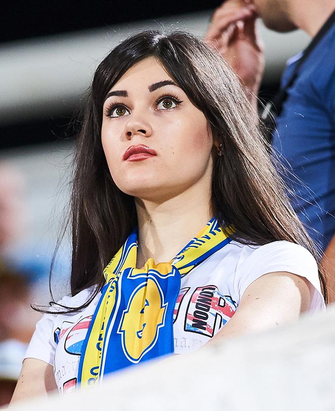 """Болельщица """"Ростова"""""""