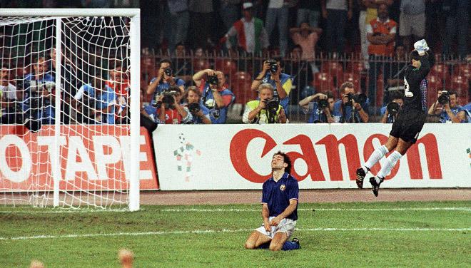 1990 год. Аргентина – Италия