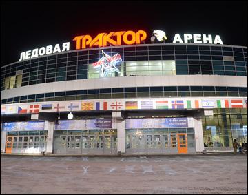 """Итоги сезона КХЛ. """"Трактор"""" (Челябинск). Арена """"Трактор"""""""