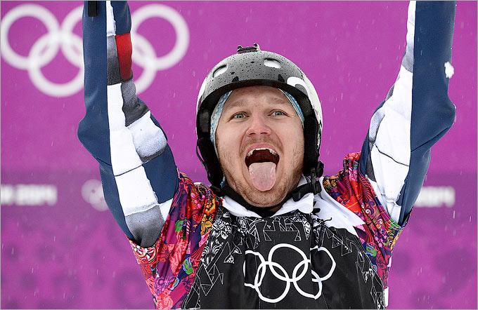Николай Олюнин удивил, заняв второе место