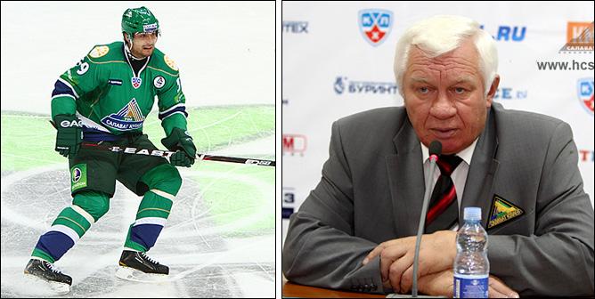 Сергей Гимаев и Сергей Михалев