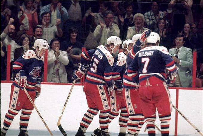 11 сентября 1976 года. Кубок Канады. США — Финляндия — 6:3