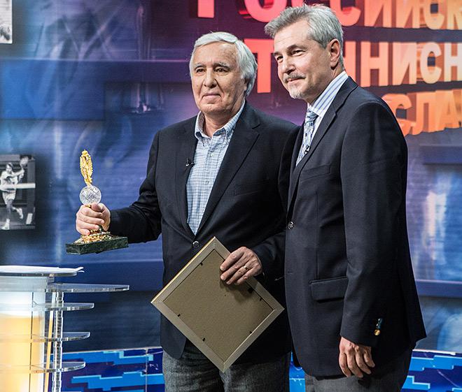 Александр Метревели и Дмитрий Вихарев