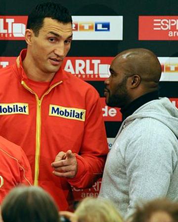 Встреча боксёров состоится 3 марта в Дюссельдорфе (Германия)