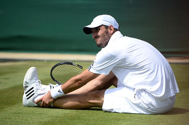 Троицки возвращается в теннис