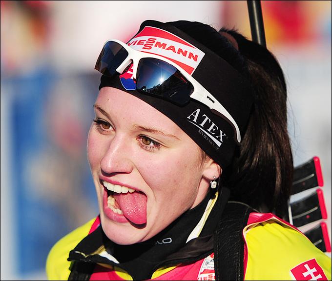 Паулина Фиалкова (Словакия)