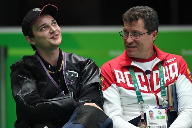 Владимир Масленников выиграл бронзу в Рио