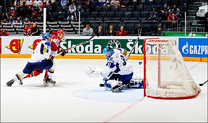 09.05.2010. ЧМ-2010. Белоруссия - Казахстан - 5:2. Фото 05.