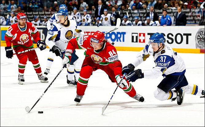 09.05.2010. ЧМ-2010. Белоруссия - Казахстан - 5:2. Фото 06.