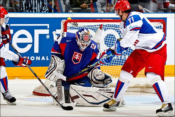 09.05.2010. ЧМ-2010. Словакия - Россия - 1:3. Фото 03.