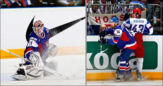 09.05.2010. ЧМ-2010. Словакия - Россия - 1:3. Фото 04.