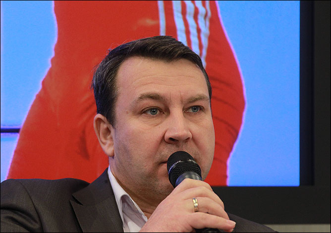 Президент ФТАР Сергей Сырцов