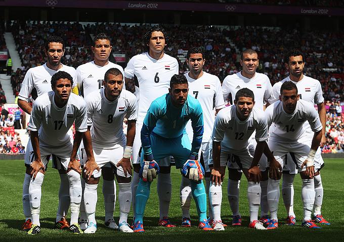 В некоторых матчах на форме сборной Египта красуется сразу восемь золотых звёздочек, нашитых в честь побед на Кубке африканских наций
