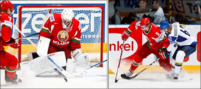 09.05.2010. ЧМ-2010. Белоруссия - Казахстан - 5:2. Фото 08.