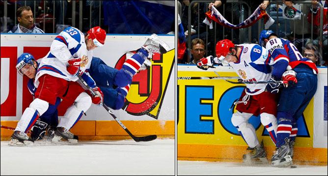 09.05.2010. ЧМ-2010. Словакия - Россия - 1:3. Фото 06.